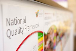 National Quality Framework poster