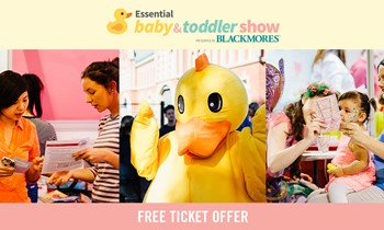 Essential Baby and Toddler Show in Brisbane in March 2017