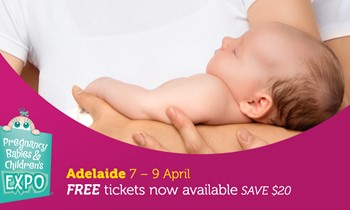 2017 Pregnancy, Baby and Children's Expo in Adelaide