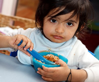 Nutrition in child care