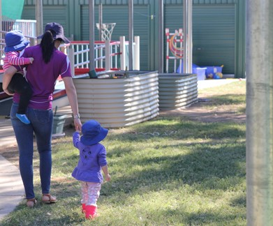 Sun protection in child care - what to expect