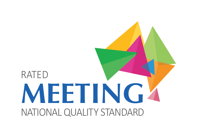 Meeting National Quality Standard rating logo